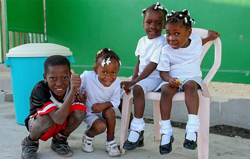 Cartina Geografica Haiti.Progetto Haiti Micromondo