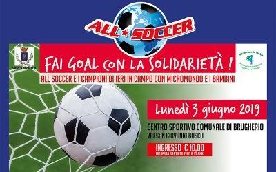 Fai Goal con la Solidarietà