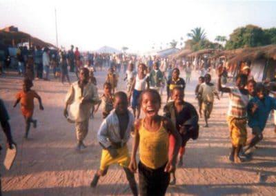 Progetto Angola