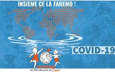 Emergenza Covid – Notizie dai referenti